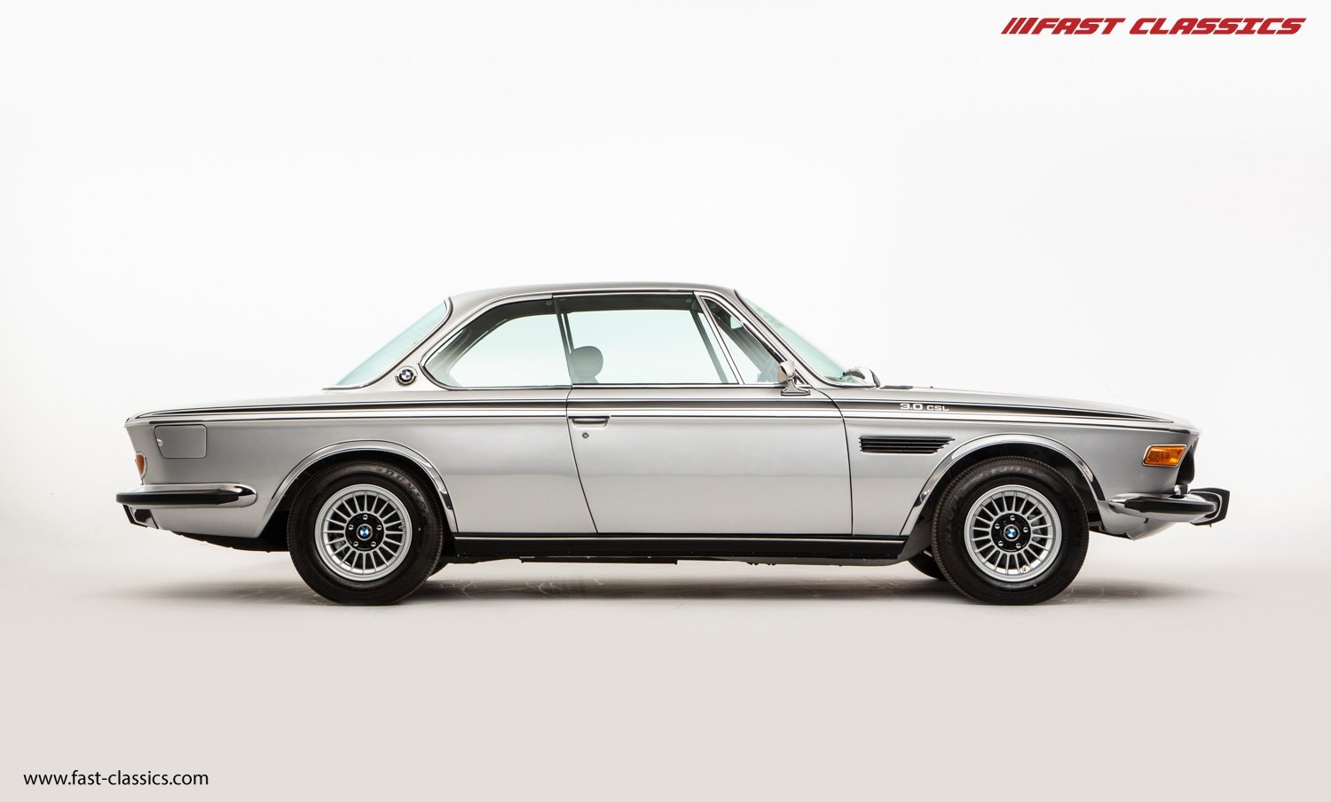 1972 BMW 3.0 CSL // UK RHD // NUT AND BOLT RESTO JUST COMPLETED For Sale (picture 1 of 24)