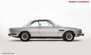 1972 BMW 3.0 CSL // UK RHD // NUT AND BOLT RESTO JUST COMPLETED