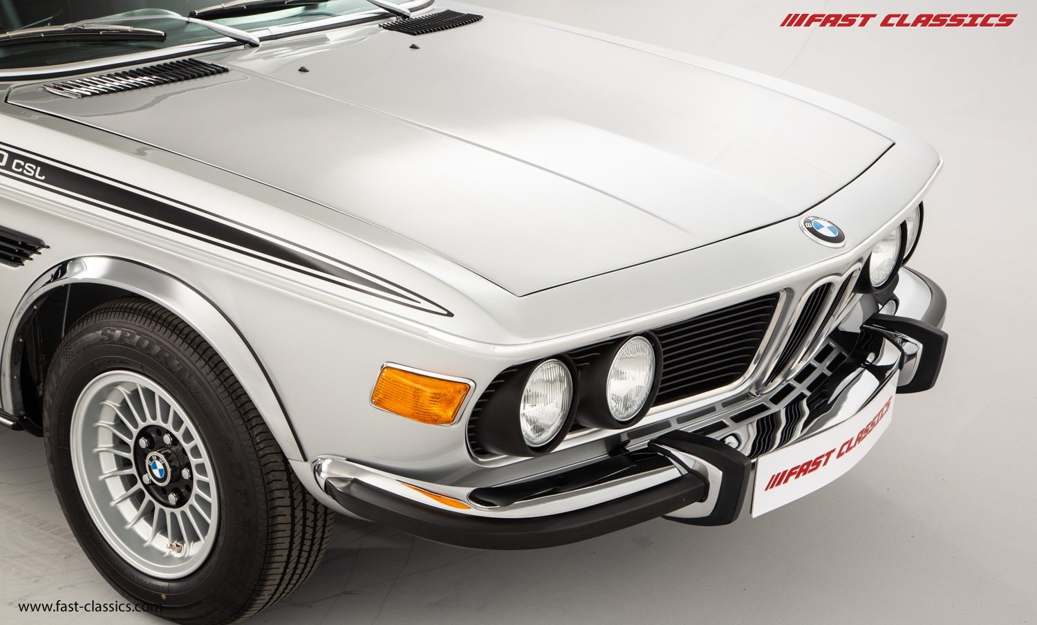 1972 BMW 3.0 CSL // UK RHD // NUT AND BOLT RESTO JUST COMPLETED For Sale (picture 7 of 24)