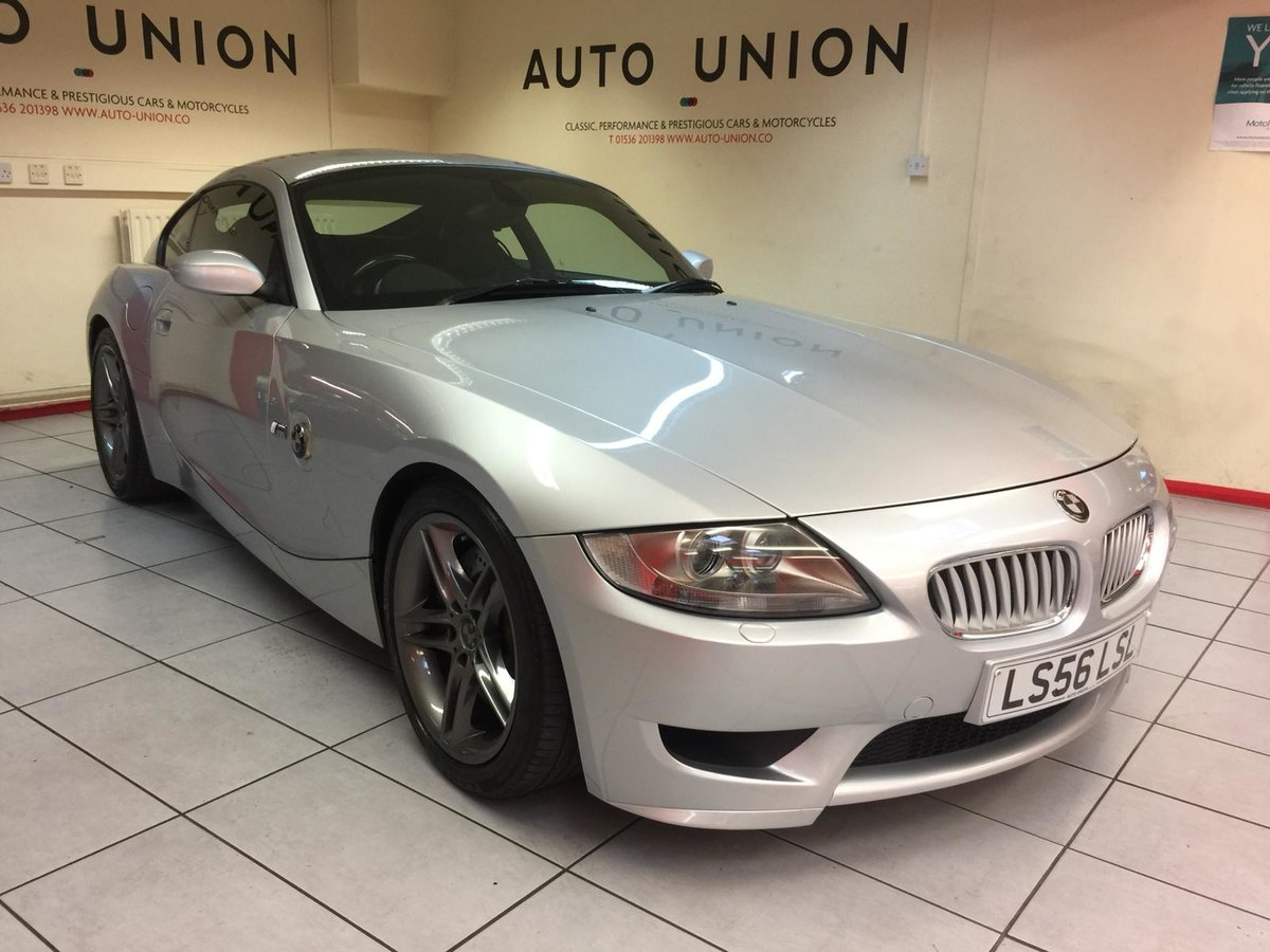 2006 BMW Z4M COUPE For Sale (picture 1 of 6)