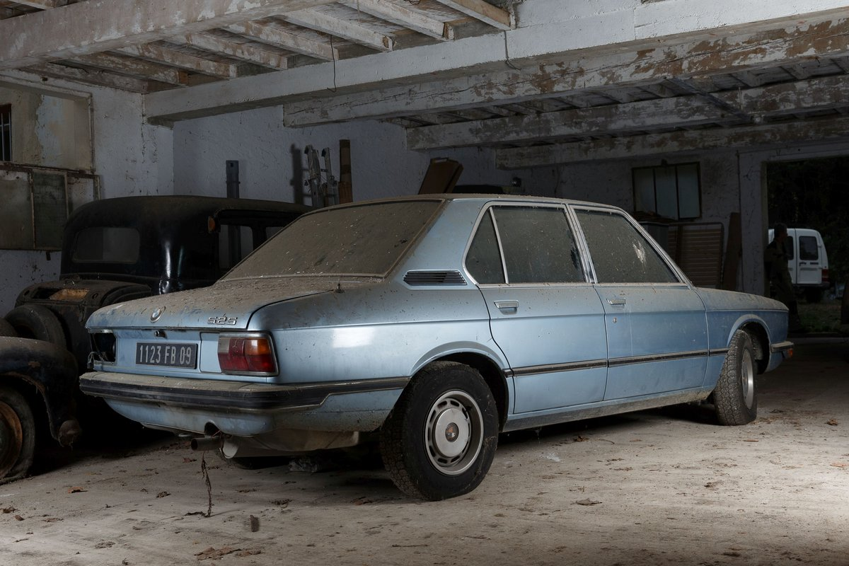 1975 BMW 525 Berline - No reserve For Sale by Auction (picture 2 of 6)
