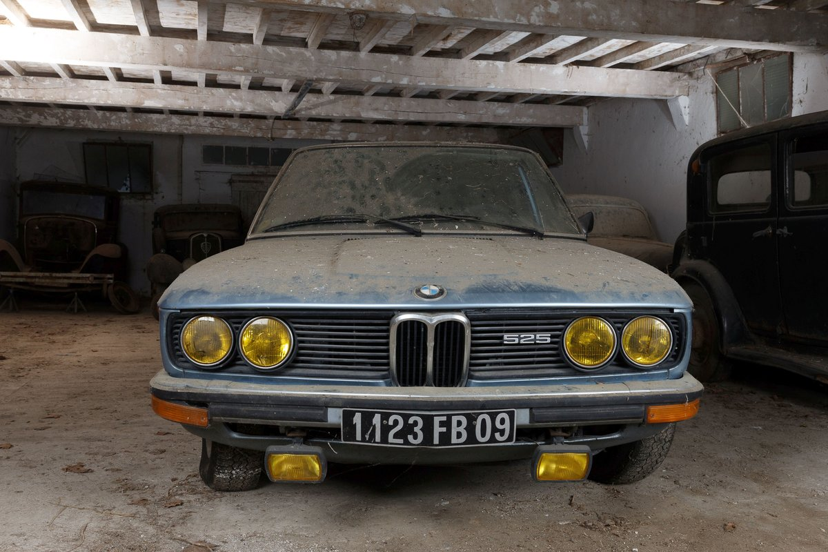 1975 BMW 525 Berline - No reserve For Sale by Auction (picture 3 of 6)