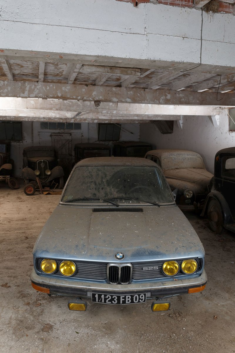1975 BMW 525 Berline - No reserve For Sale by Auction (picture 4 of 6)