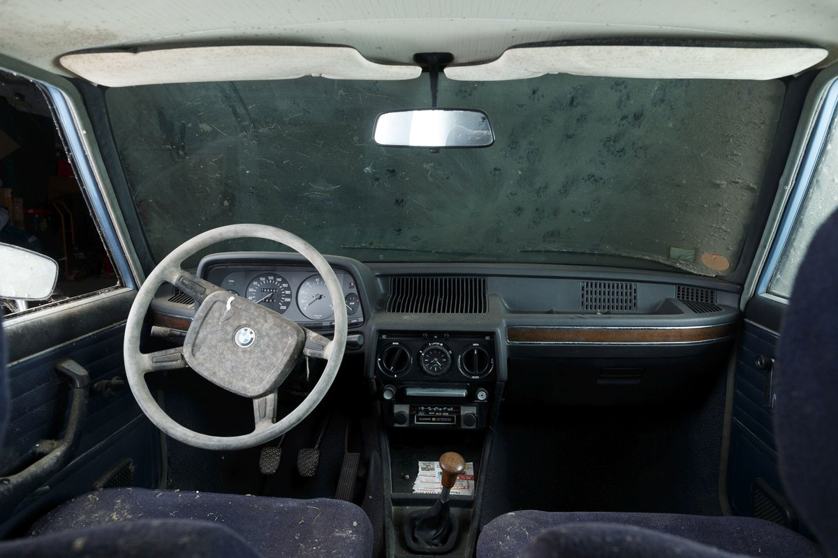 1975 BMW 525 Berline - No reserve For Sale by Auction (picture 5 of 6)