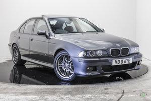 2000 BMW E39 M5 Anthracite Grey
