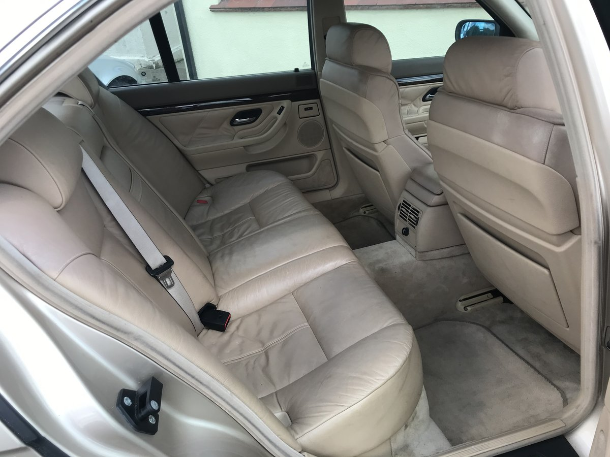1994 BMW Executive Saloon For Sale (picture 4 of 6)