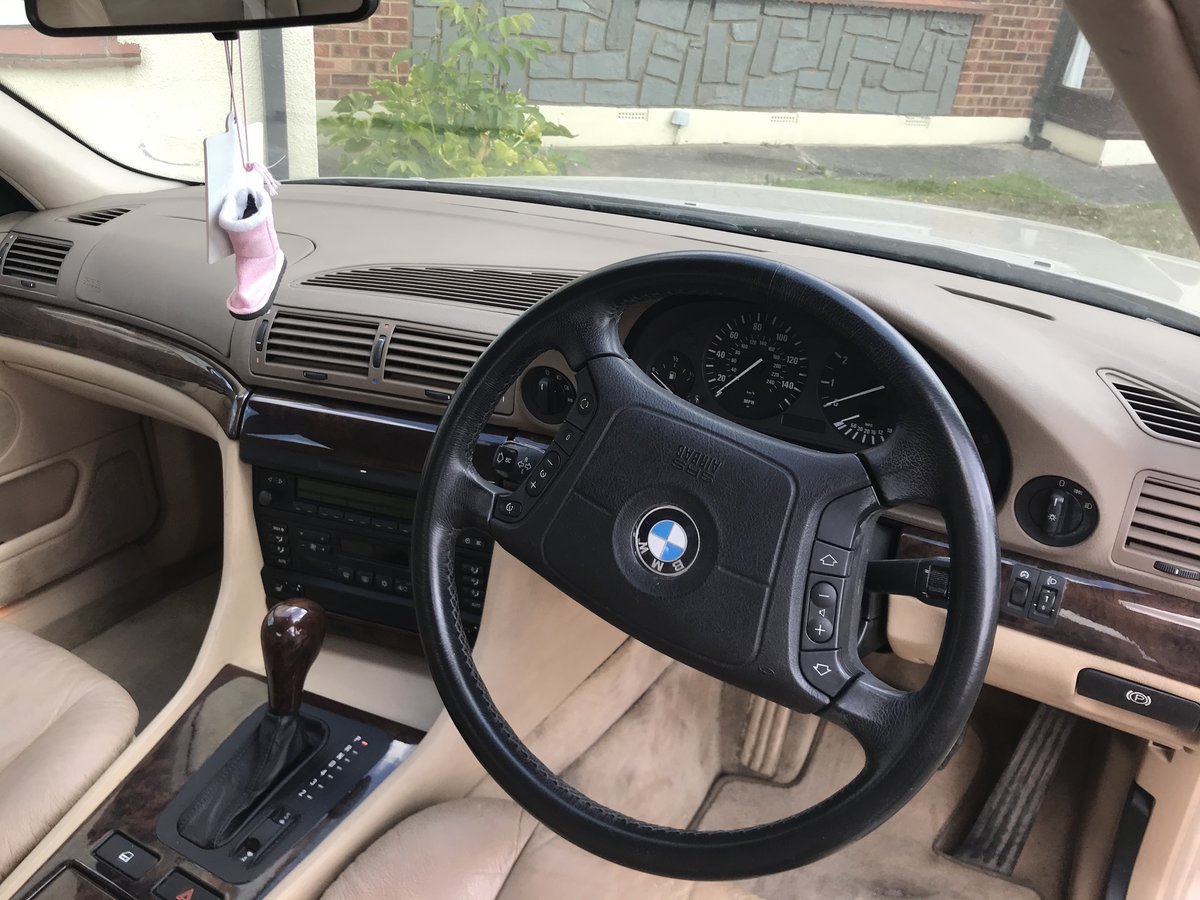 1994 BMW Executive Saloon For Sale (picture 6 of 6)