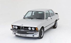 1978 BMW 323i e21 forsale