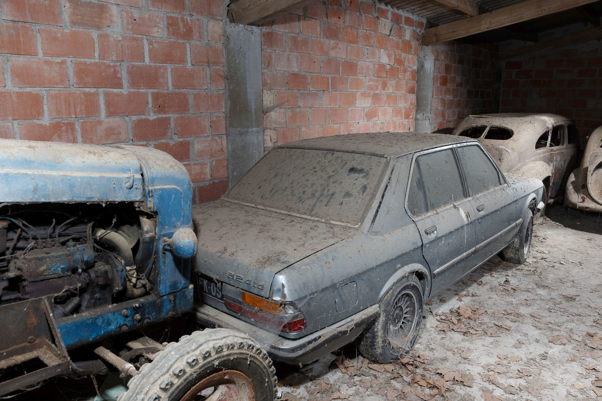 1983 BMW 524 TD (E24) - No reserve For Sale (picture 2 of 6)
