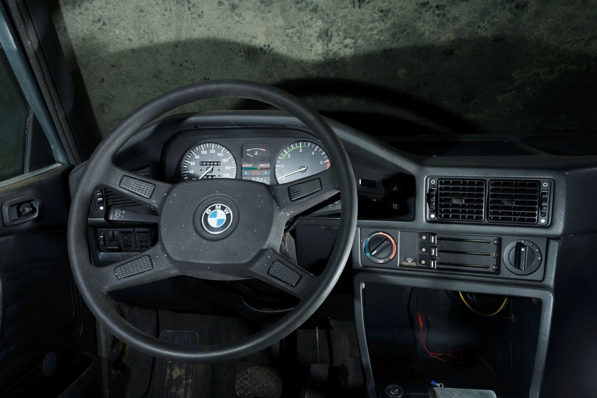 1983 BMW 524 TD (E24) - No reserve For Sale (picture 3 of 6)