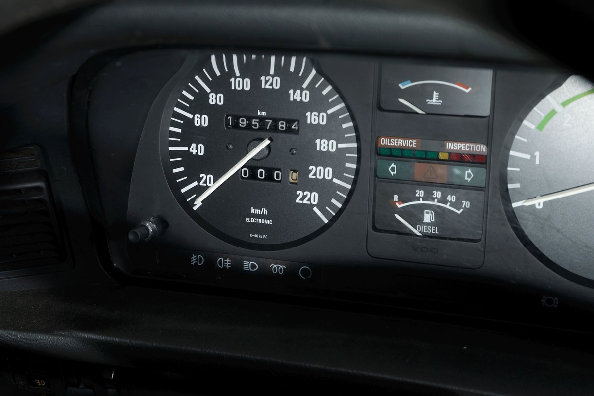 1983 BMW 524 TD (E24) - No reserve For Sale (picture 4 of 6)
