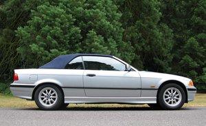 BMW Convertible E36 Automatic 323i  2494cc 1997