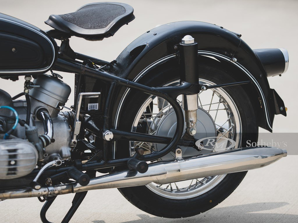 1967 BMW R602  For Sale by Auction (picture 4 of 6)