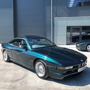 BMW 840Ci Sport 45k miles FSH RUST FREE