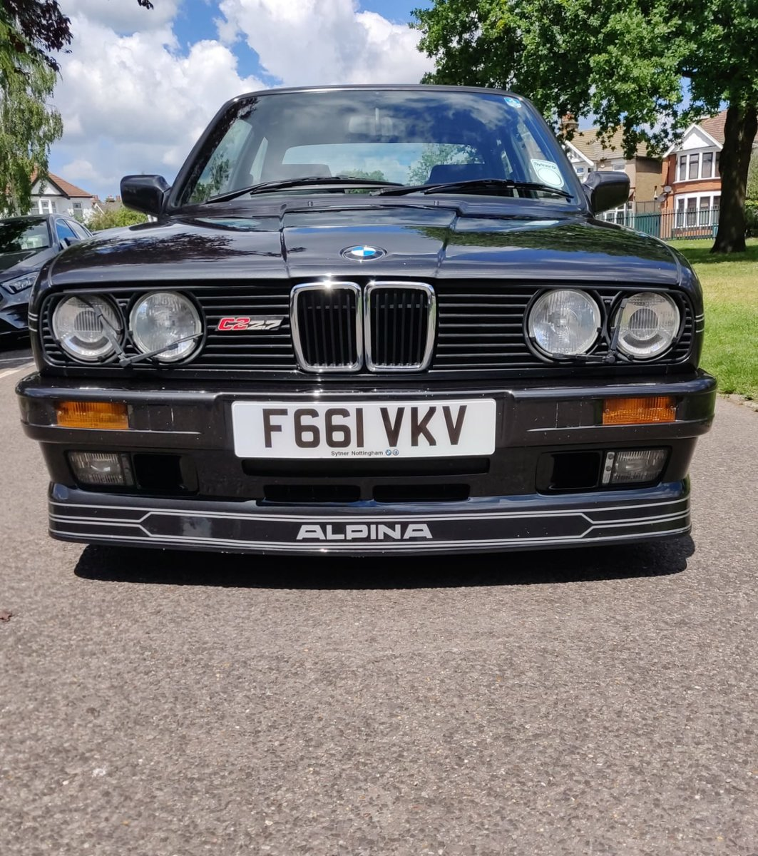 1989 BMW Alpina C2 2.7 For Sale (picture 1 of 6)