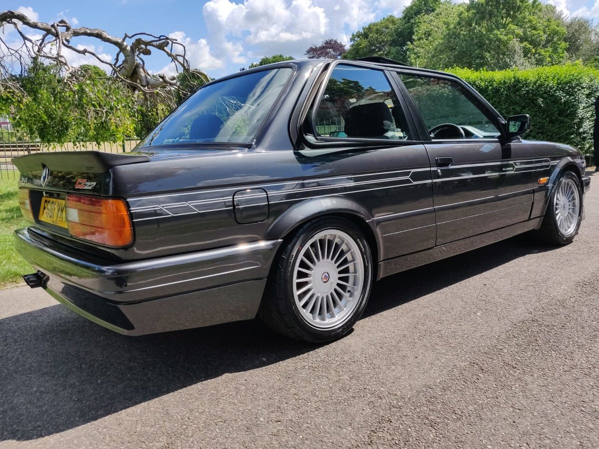 1989 BMW Alpina C2 2.7 For Sale (picture 2 of 6)