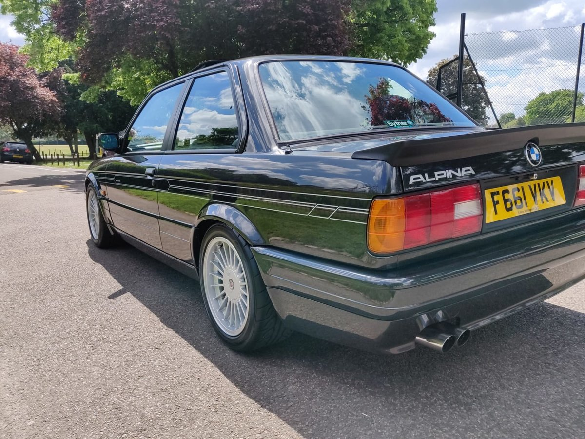 1989 BMW Alpina C2 2.7 For Sale (picture 3 of 6)