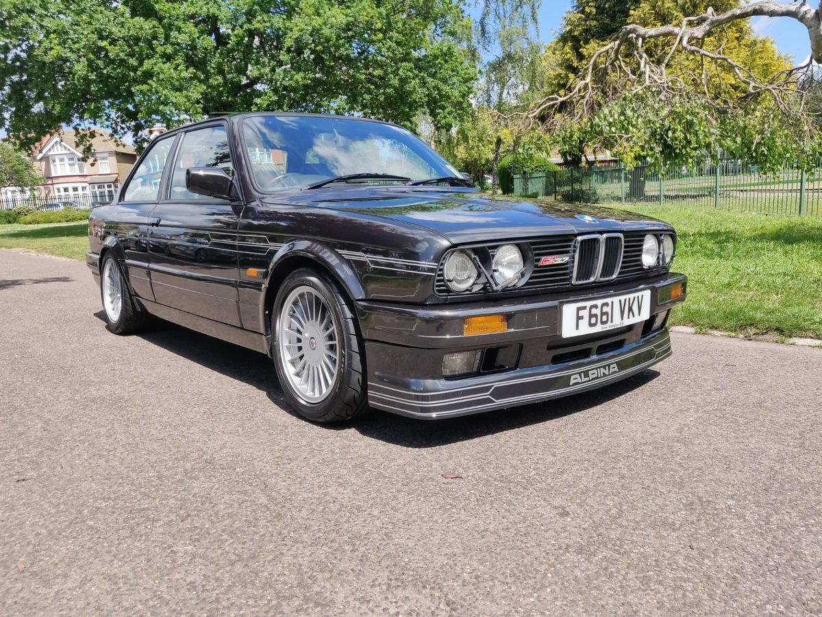 1989 BMW Alpina C2 2.7 For Sale (picture 6 of 6)