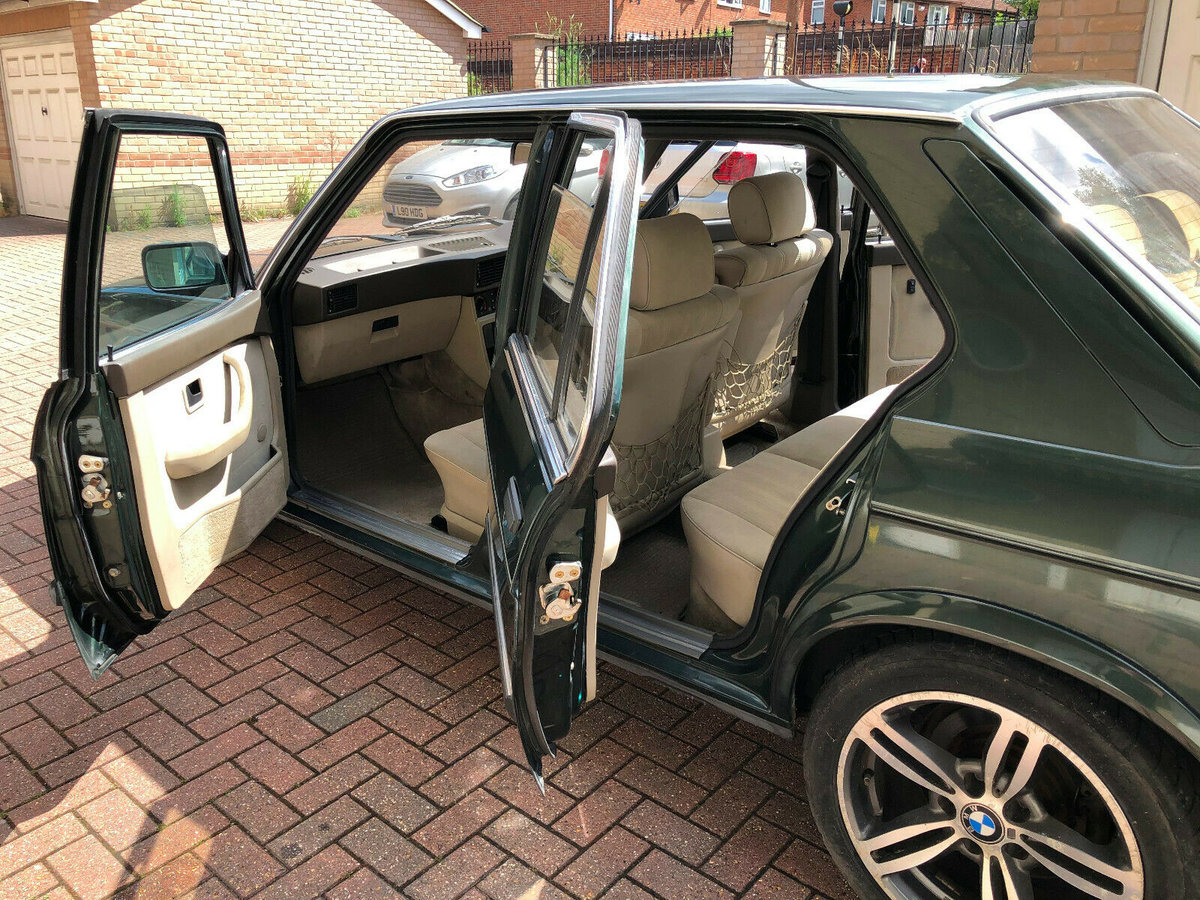 1986 BMW 5- E28 535i Automatic Saloon - SORN-Project. For Sale (picture 3 of 6)