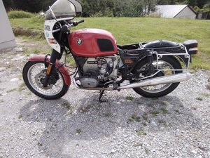 1979 BMW R100 Unfinished Project/Barn Find.