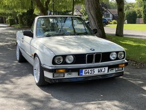 Bmw 325i manual e30 cabriolet convertible