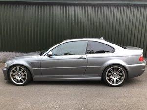 Dec 2005 BMW e46 M3