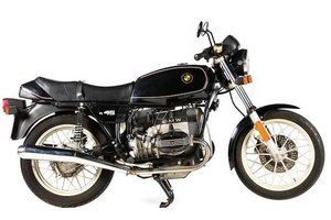 1980 BMW 473CC R45 (LOT 612)