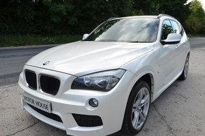 2011 BMW X1 X DRIVE 2000 cc M SPORT LOW MILES