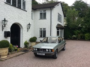 1982 BMW 320/6 For Sale