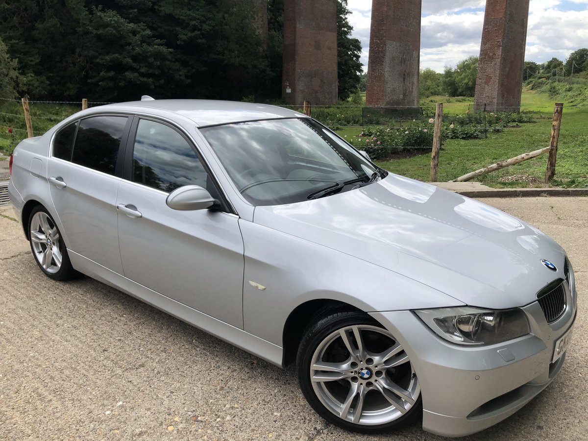 BMW 325i 3.0 SE Saloon | 2008 | 46,000 Miles, Very High Spec For Sale (picture 1 of 6)