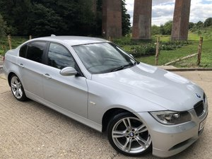 BMW 325i 3.0 SE Saloon | 2008 | 46,000 Miles, Very High Spec For Sale