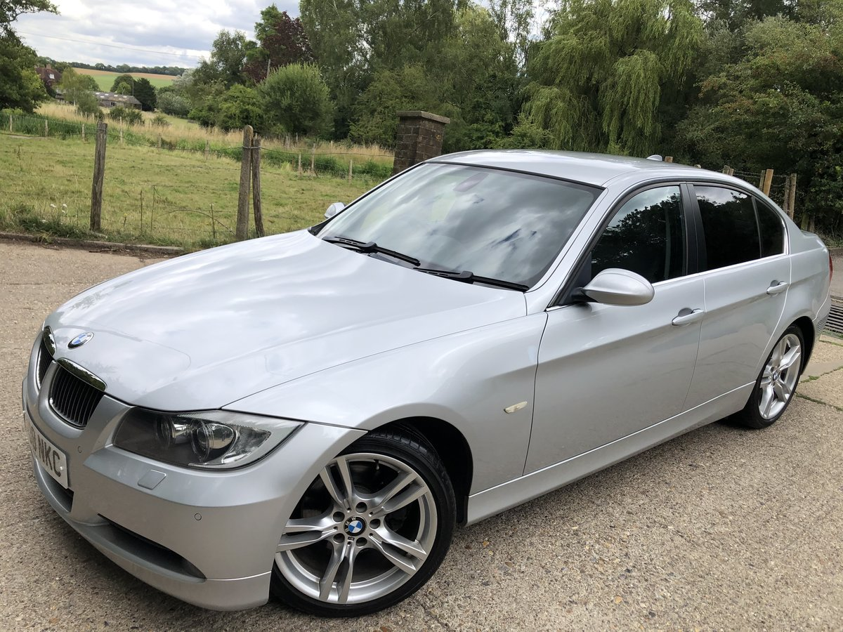 BMW 325i 3.0 SE Saloon | 2008 | 46,000 Miles, Very High Spec For Sale (picture 2 of 6)