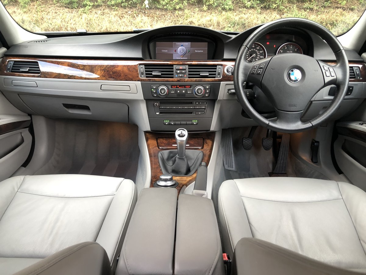 BMW 325i 3.0 SE Saloon | 2008 | 46,000 Miles, Very High Spec For Sale (picture 6 of 6)