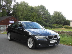 2010 BMW 318d SE LCI 4DR 2 Former + FSH + MEDIA PACK SOLD