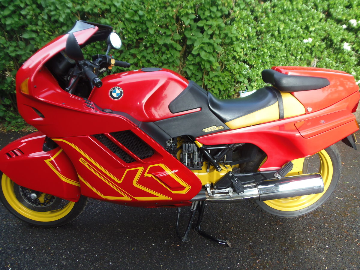 1995 BMW K1 For Sale (picture 1 of 6)