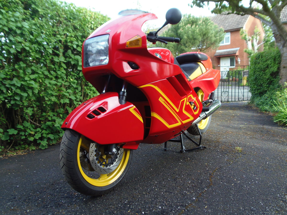 1995 BMW K1 For Sale (picture 4 of 6)