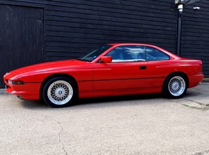 1996 BMW 4.4 840 CI SPORT ( Last Owner 19 Years, Low Mileage ) SOLD
