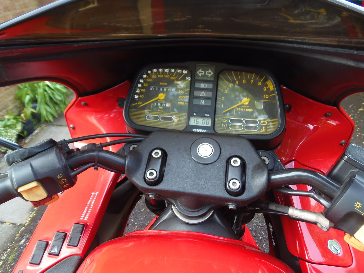 1995 BMW K1 For Sale (picture 5 of 6)