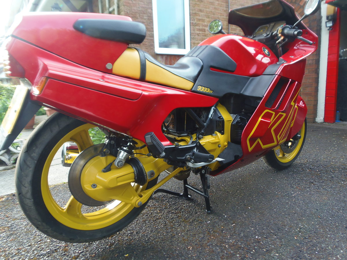 1995 BMW K1 For Sale (picture 6 of 6)