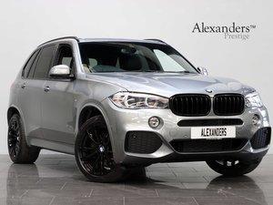 18 18 BMW X5 40D M SPORT 3.0 AUTO