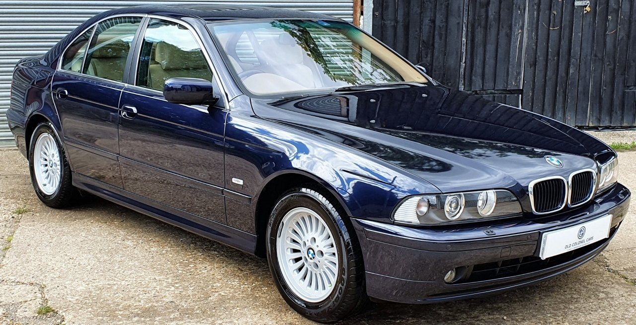 2001 Stunning, Fully loaded BMW E39 530 SE - 78,000 Miles -FBMWSH SOLD (picture 2 of 10)