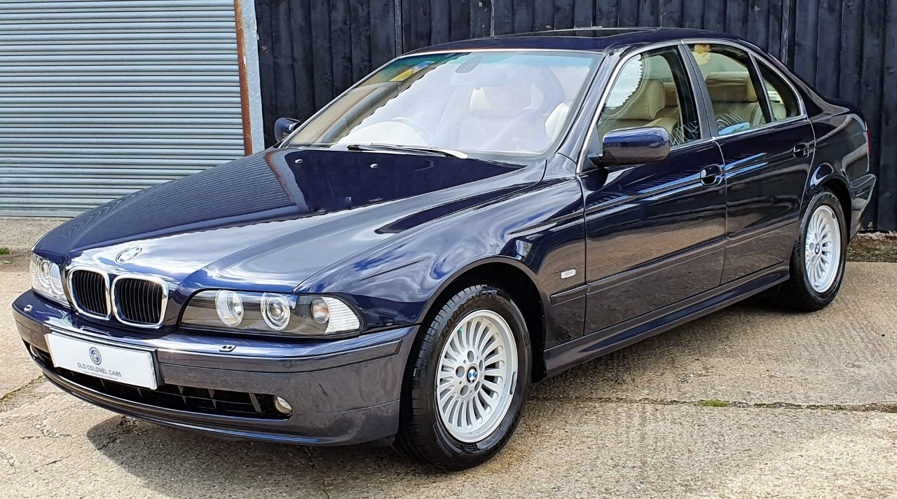 2001 Stunning, Fully loaded BMW E39 530 SE - 78,000 Miles -FBMWSH SOLD (picture 3 of 10)