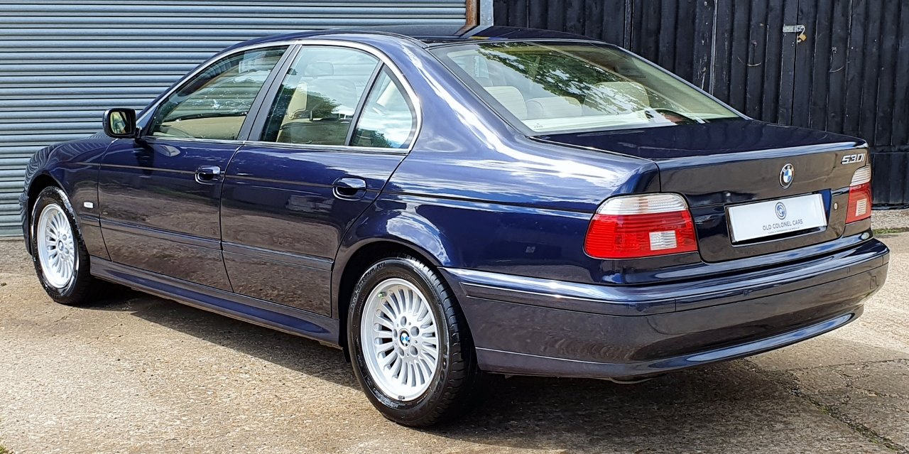 2001 Stunning, Fully loaded BMW E39 530 SE - 78,000 Miles -FBMWSH SOLD (picture 4 of 10)