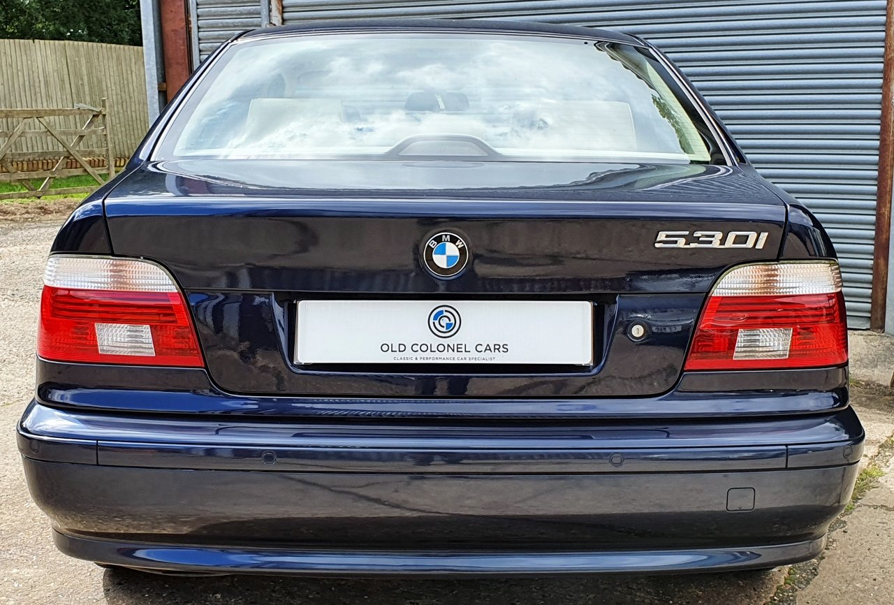 2001 Stunning, Fully loaded BMW E39 530 SE - 78,000 Miles -FBMWSH SOLD (picture 6 of 10)