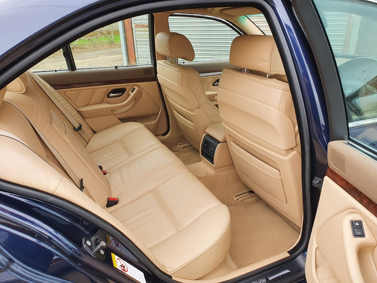 2001 Stunning, Fully loaded BMW E39 530 SE - 78,000 Miles -FBMWSH SOLD (picture 8 of 10)