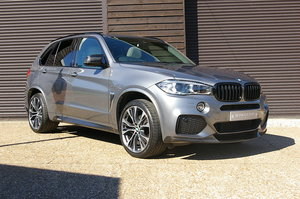 Picture of 2015 BMW F15 X5 40d M-Sport XDrive Automatic (33,500 miles) SOLD