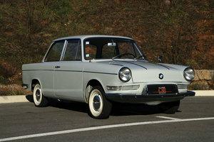 1964 Very nice and rare BMW 700 Luxus