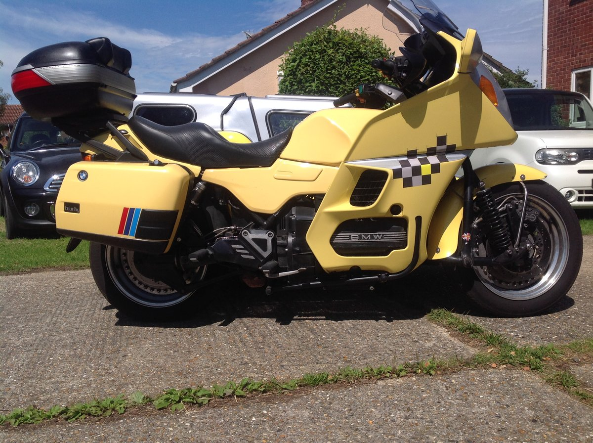 1997 BMW K1100LT Martello Sidecar Outfit For Sale (picture 3 of 6)