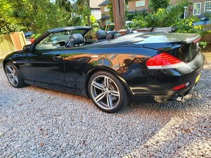 2005 The Finest BMW 645CI Cabriolet For Sale For Under £7000 For Sale