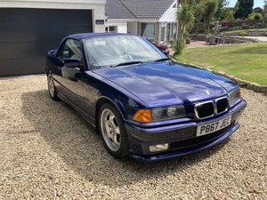 1997 BMW 328i MTECH cabriolet